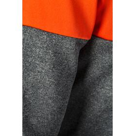 Craft Spark Halfzip Pullover Men Black Melange/Bolt Melange